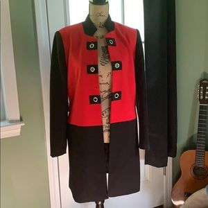Funky Mid Length Jacket